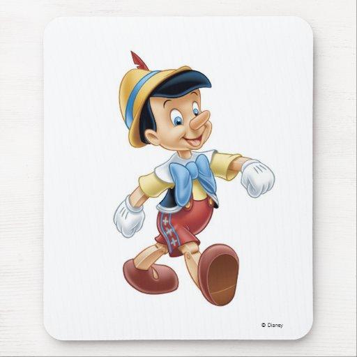 Pinocchio Disney Mouse Pad