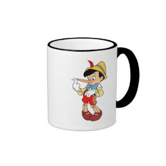 Pinocchio Disney Tazas De Café