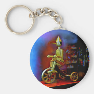 Pinocchio keychain