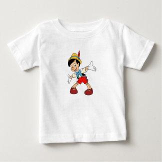 Pinocchio Pinocchio Disney sonriente Polera