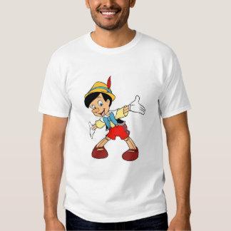 Pinocchio Pinocchio smiling Disney Tee Shirt