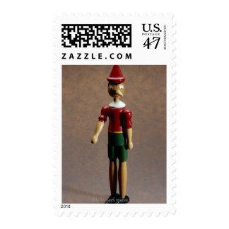 Pinocchio Postage