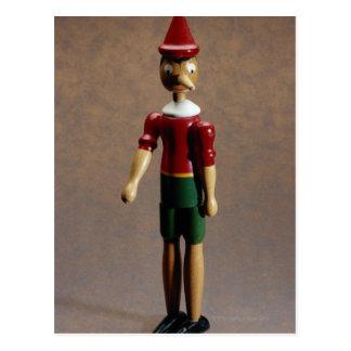Pinocchio Postal