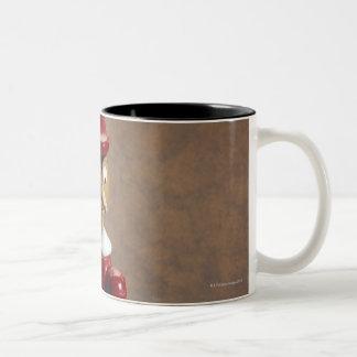 Pinocchio Two-Tone Coffee Mug