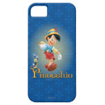 Pinocchio with Jiminy Cricket 2 iPhone 5 Cover