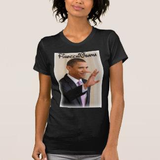PinocchiObama T-shirts
