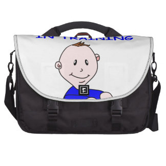 pinochle baby laptop messenger bag