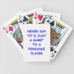 pinochle baraja cartas de poker