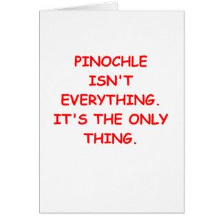 pinochle card