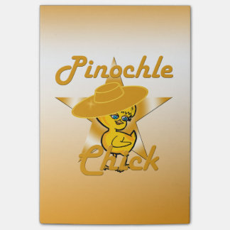 Pinochle Chick #10 Post-it® Notes
