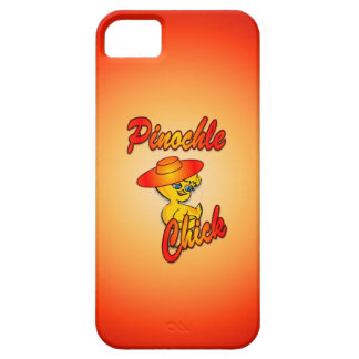 Pinochle Chick #5 iPhone SE/5/5s Case