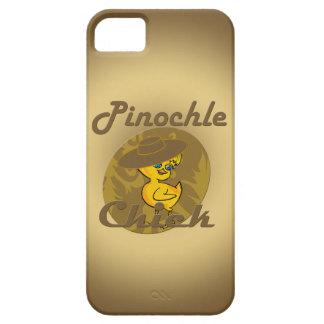 Pinochle Chick #6 iPhone SE/5/5s Case