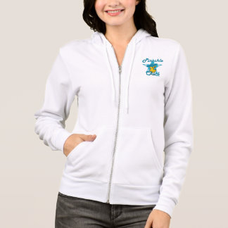 Pinochle Chick #7 Hoodie