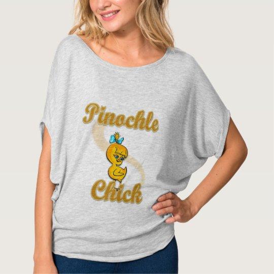 Pinochle Chick T-Shirt