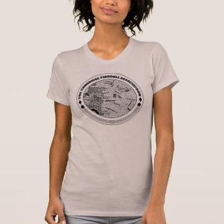 Pinochle Map T-Shirt