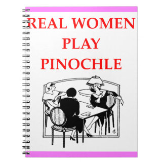 PINOCHLE NOTEBOOKS