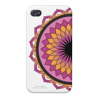 Pinora Lotus Mandala iPhone 4/4S Case