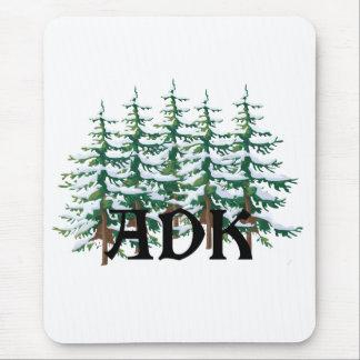 Pinos de ADK Adirondack Tapete De Raton