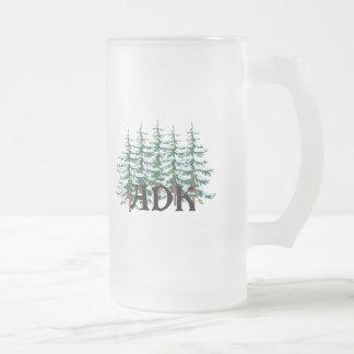 Pinos de ADK Adirondack Taza De Café
