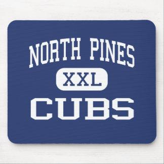 Pinos del norte Cubs Spokane media Washington Mouse Pads