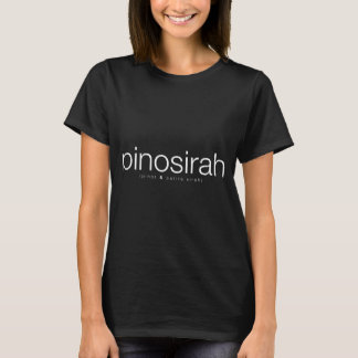 Pinosirah: Pinot & Petite Sirah - WineApparel T-Shirt