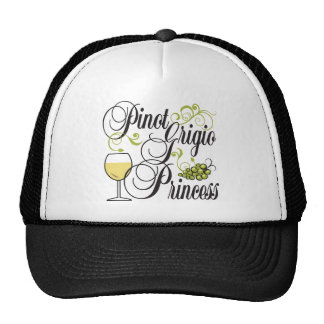 Pinot Grigio Princess Trucker Hat