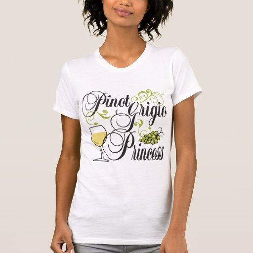 Pinot Grigio Princess Tee Shirt