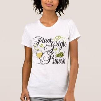 Pinot Grigio Princess Tees