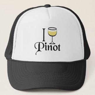 Pinot Grigio Wine Lover Gifts Trucker Hat