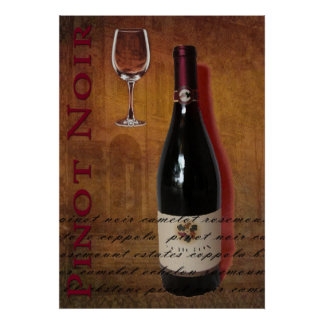 Pinot negro impresiones