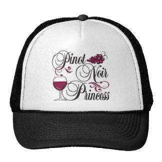 Pinot Noir Princess Trucker Hat