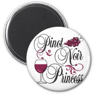 Pinot Noir Princess Magnet