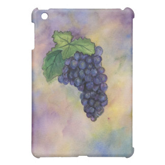 Pinot Noir Red Wine Grapes  Cover For The iPad Mini