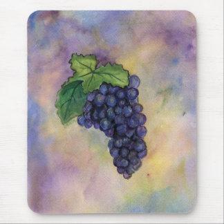 Pinot Noir Wine Grapes Mousepad