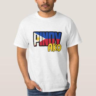 Pinoy Ako T-Shirts - Filipino Shirts