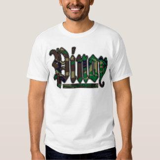 Pinoy Camo Remeras