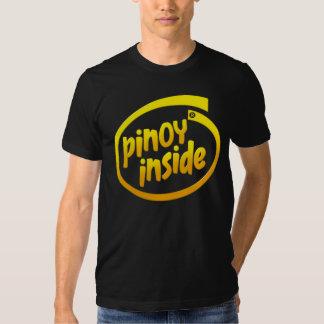 Pinoy dentro remera