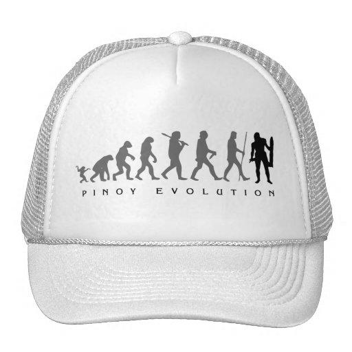 Pinoy Evolution Lapu Lapu Mesh Hat
