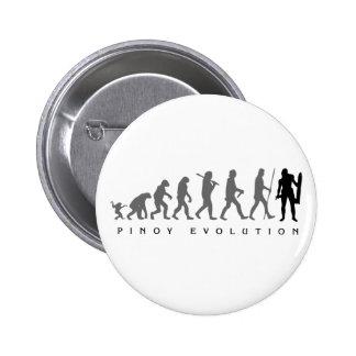Pinoy Evolution Lapu Lapu Pinback Button