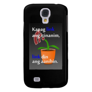 Pinoy funny blogger quotes: Link Building Galaxy S4 Covers