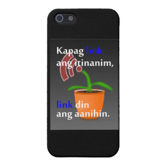 Pinoy funny blogger quotes: Link Building Cover For iPhone SE/5/5s