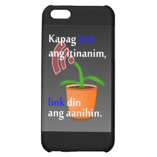 Pinoy funny blogger quotes: Link Building Cover For iPhone 5C