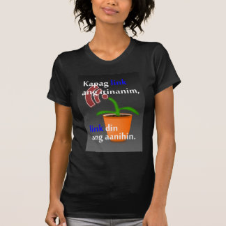 Pinoy funny blogger quotes: Link Building T-Shirt
