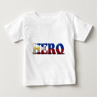 Pinoy Hero Baby T-Shirt