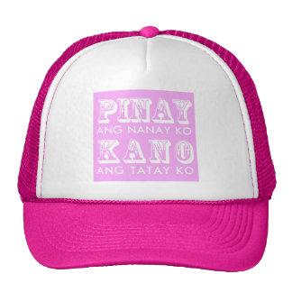 Pinoy-Kano Womens Cap Trucker Hat