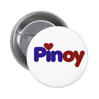 Pinoy Pin Redondo 5 Cm