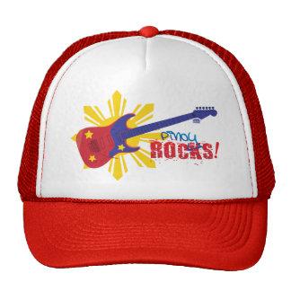 Pinoy Rocks Trucker Hat