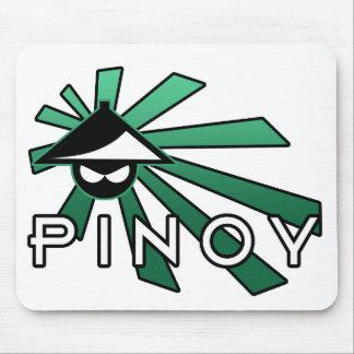 Pinoy Salakot Man Mouse Pad