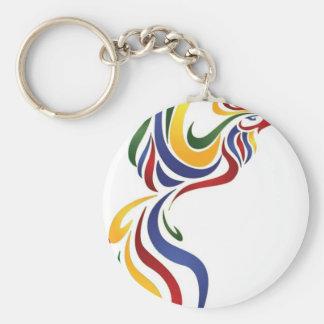 Pinoy Sari Manok Keychains