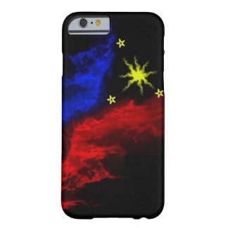 Pinoy Smoke flag Barely There iPhone 6 Case